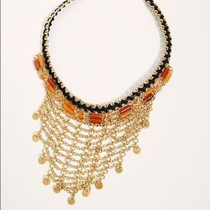 Free People Valentina collar Choker Necklace